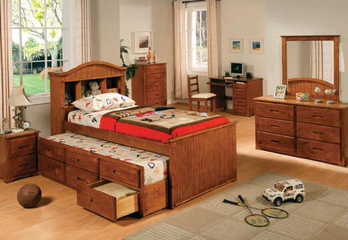 Double Beds With Drawers