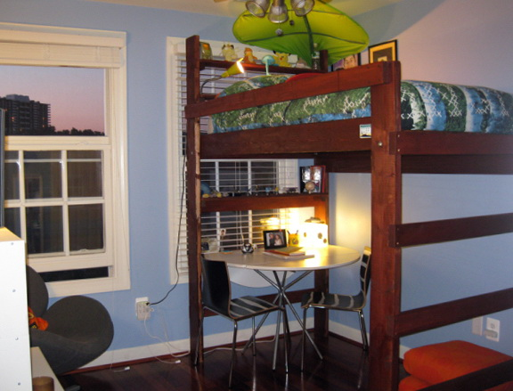 Double Queen Size Bunk Beds