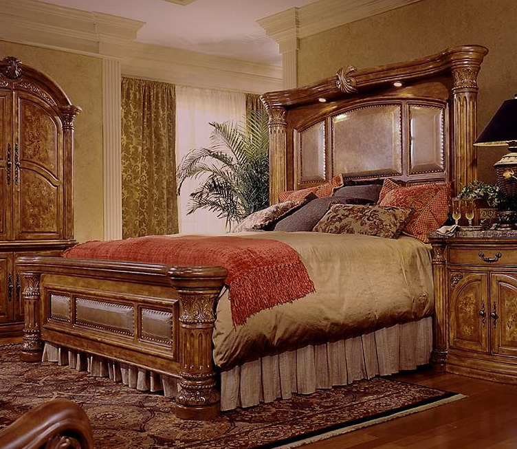 Eastern King Bedroom Set