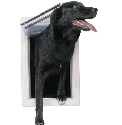 Electronic Dog Door Extra Large