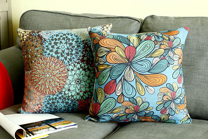 Fancy Sofa Cushion Covers