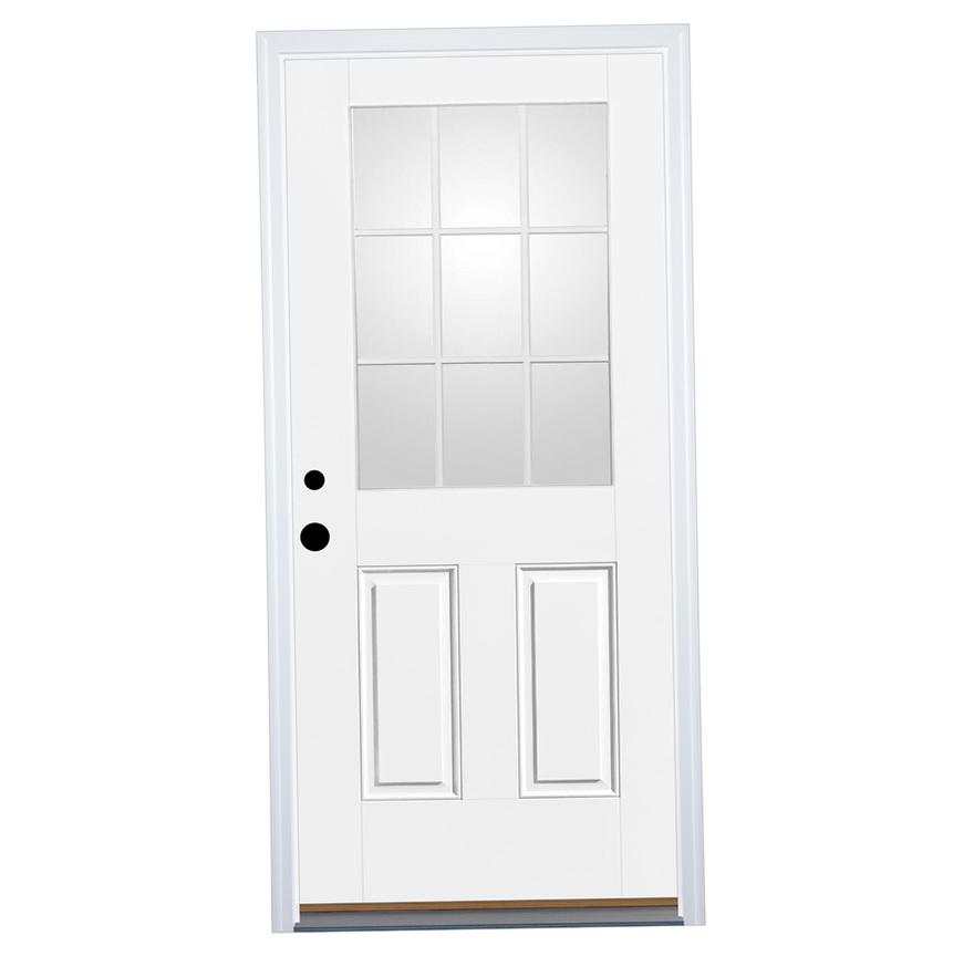 Fiberglass Entry Doors 30 X 80