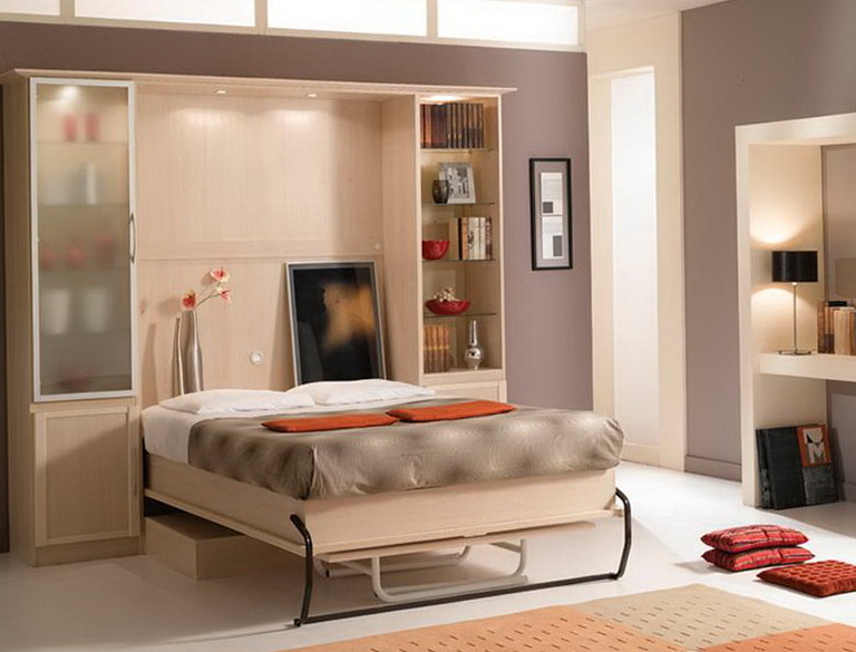 Fold Out Bed Wall