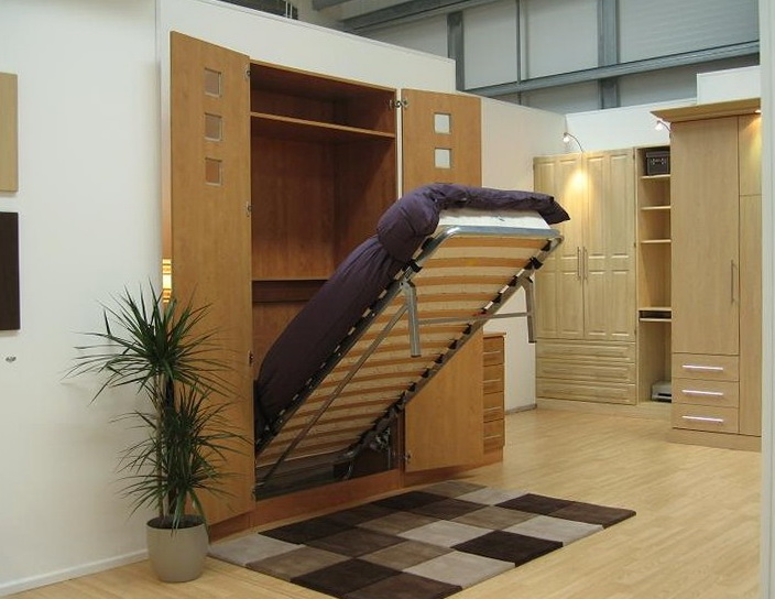 Fold Up Bed In Wall