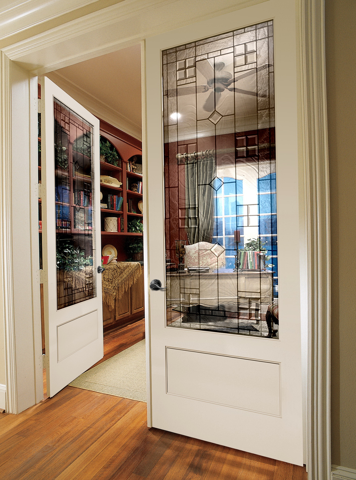 French Doors Interior Design Ideas