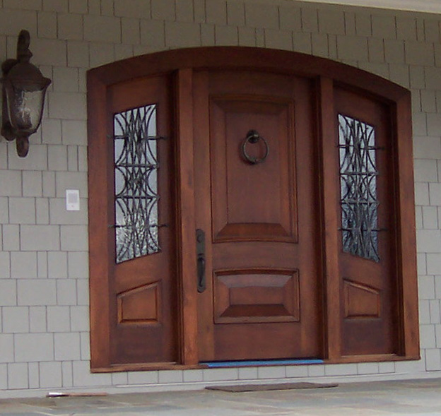 Front Entry Doors With Side Windows