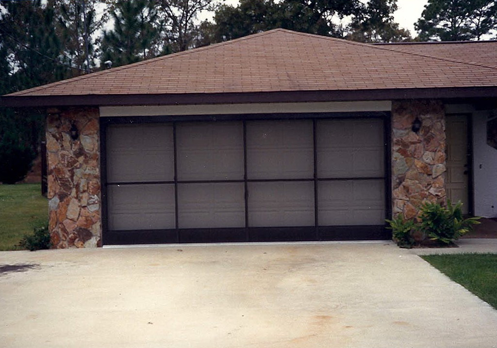 Garage Door Screen Kits