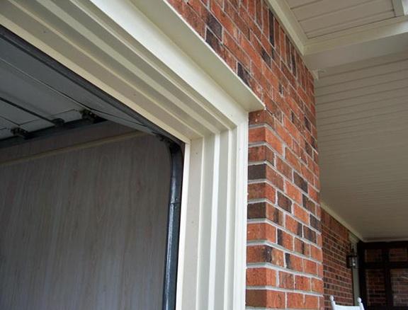 Garage Door Weather Stripping Track
