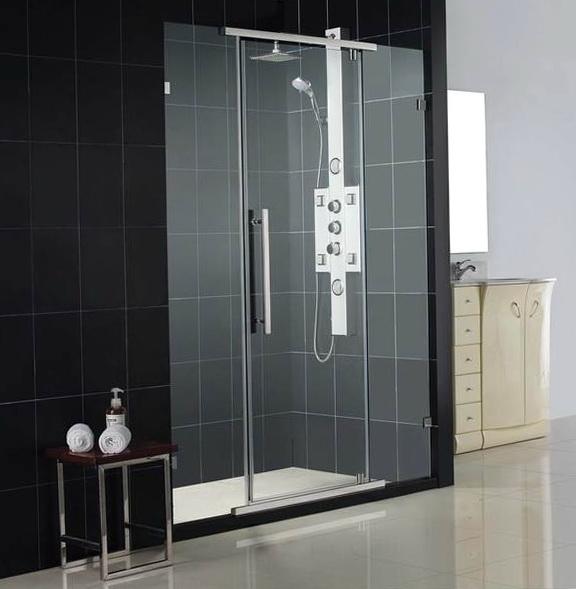 Glass Shower Door Swing
