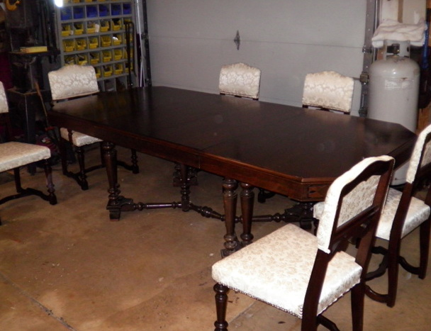 Grand Rapids Chair Company Dining Room Set