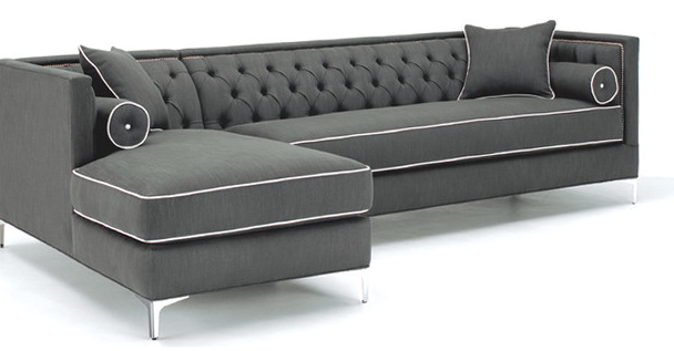Gray Sofas And Sectionals