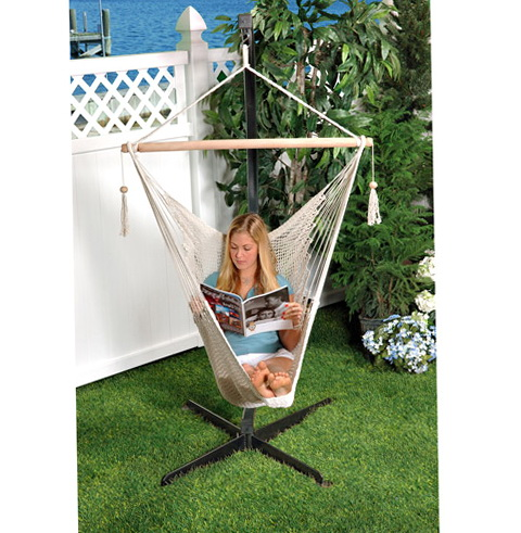 Hammock Chair Stand Plans