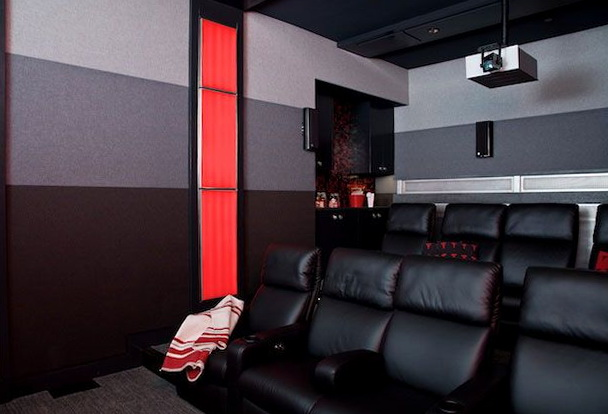 Home Theater Chairs Dallas