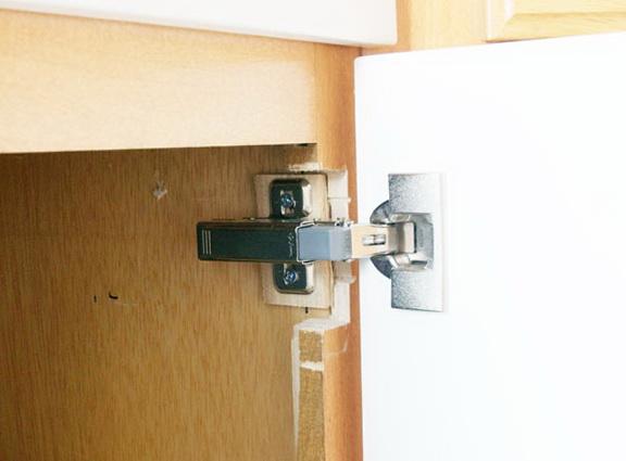 Horizontal Cabinet Door Hinges