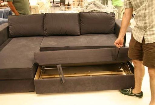 Ikea Sleeper Sofa Manstad