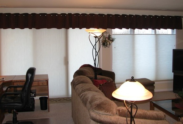 Images Of Window Treatments For Sliding Glass Doors