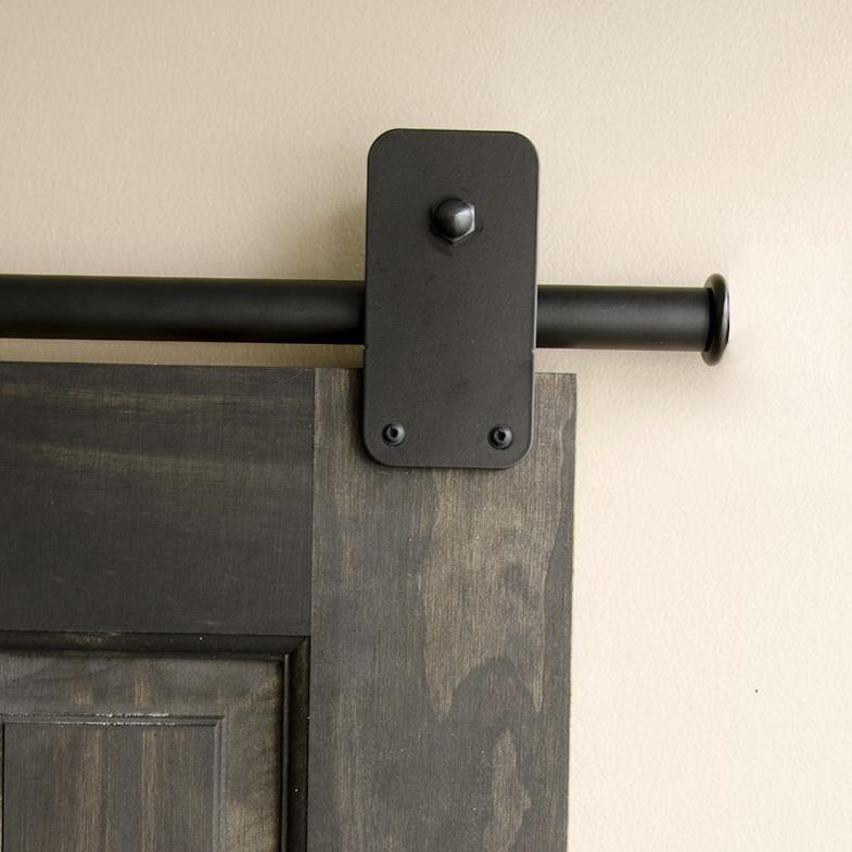 Interior Barn Door Hardware Kit