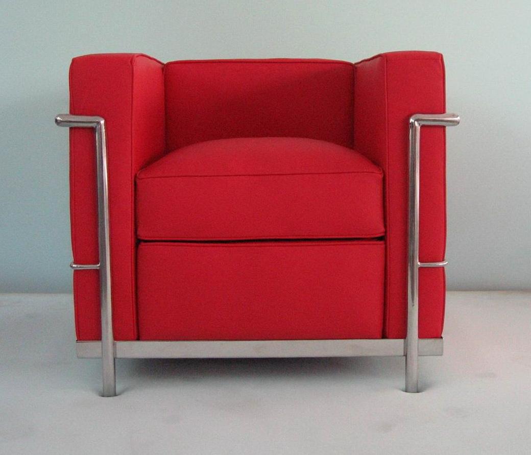 Le Corbusier Chair Design