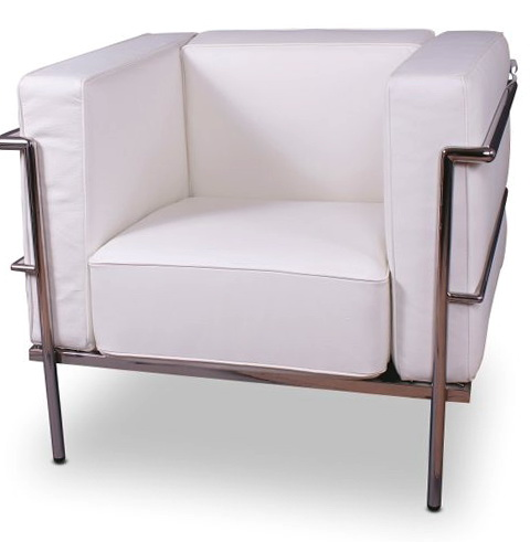 Le Corbusier Chair White