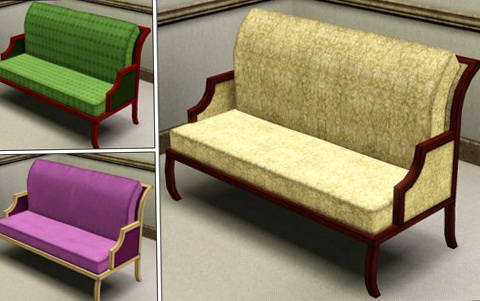 Living Room Chair Sims Freeplay