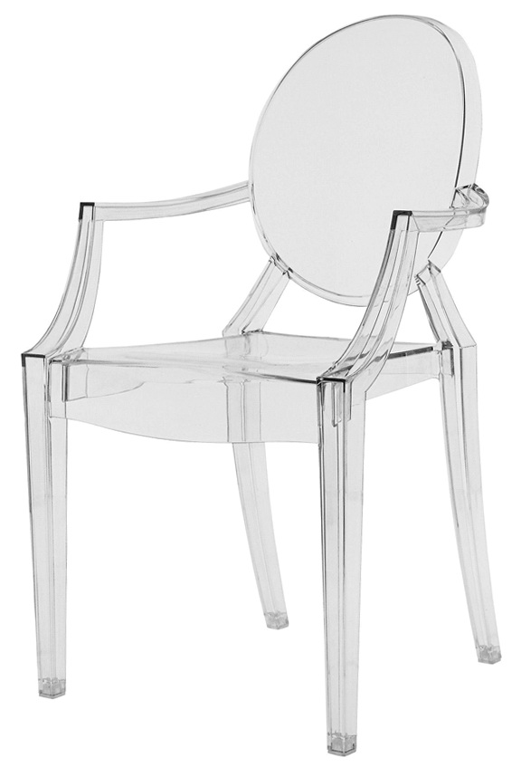 Louis Ghost Chair Ikea