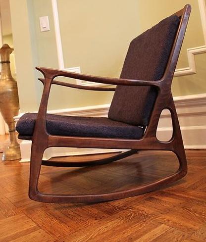 Mid Century Modern Chairs Ebay