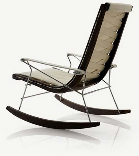 Modern Porch Rocking Chairs