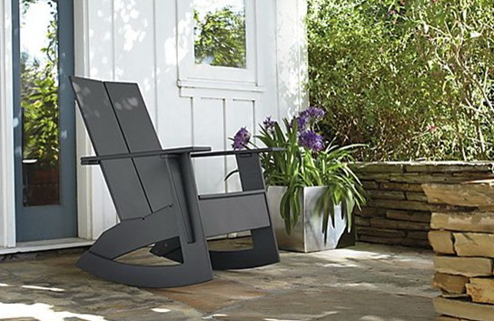 Modern Rocking Chair Outdoor
