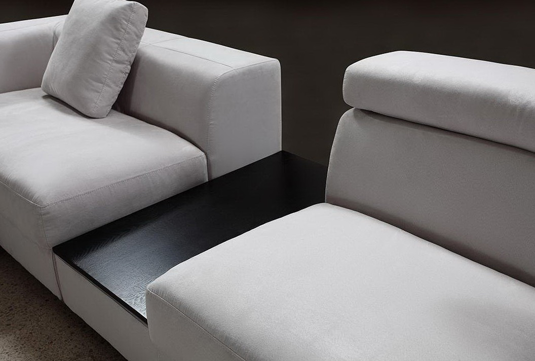 Modern Sectional Sofas Microfiber