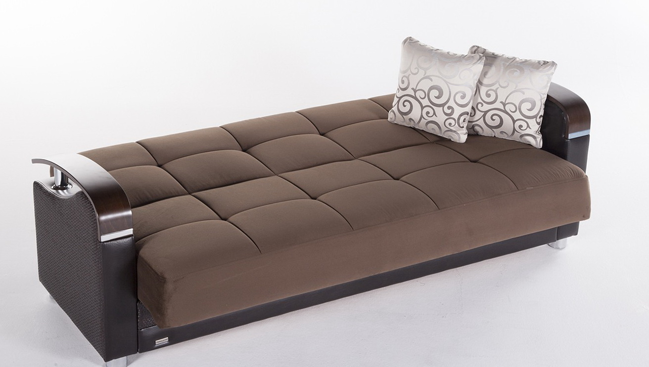 Modern Sleeper Sofa With Storage