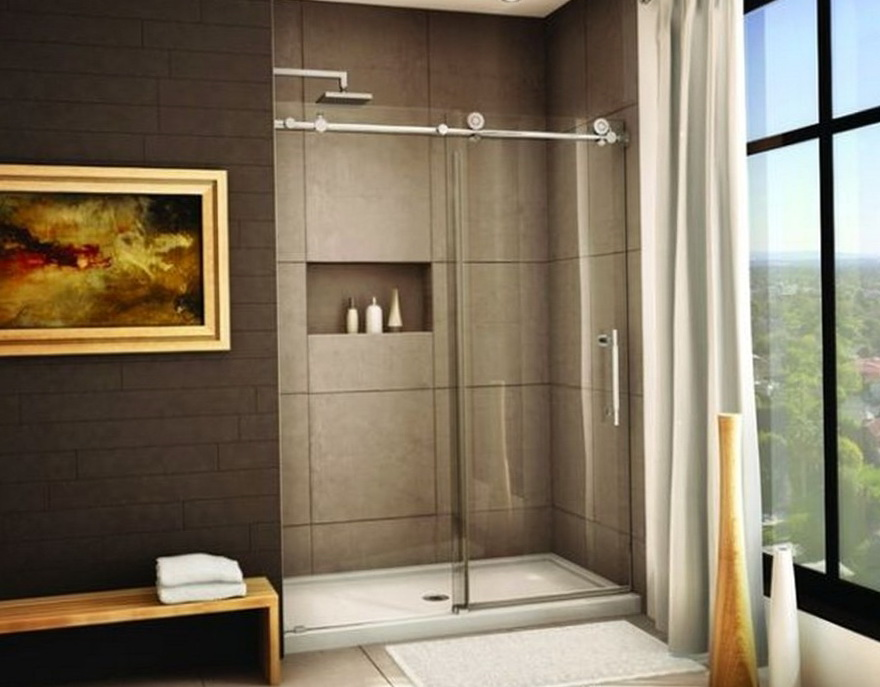 Modern Sliding Shower Doors