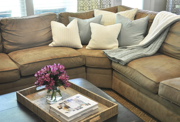 Pottery Barn Sofa Pillows