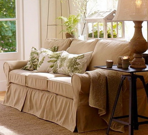 Pottery Barn Sofa Slipcovers