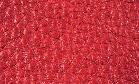 Red Leather Sofa Texture