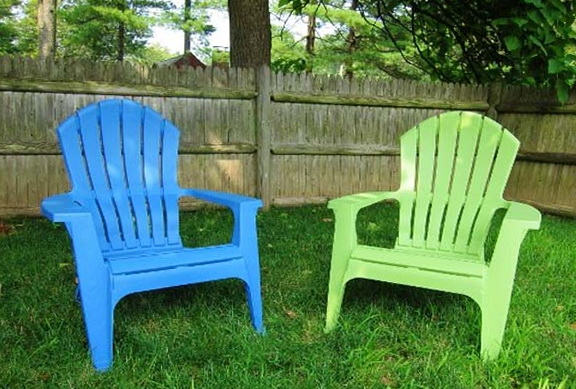 Resin Adirondack Chairs Lowes