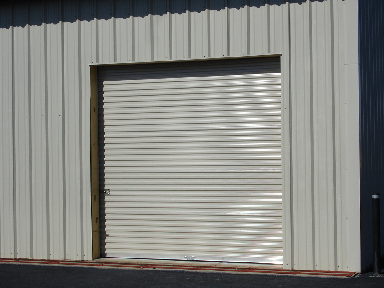 Roll Up Door For Shed