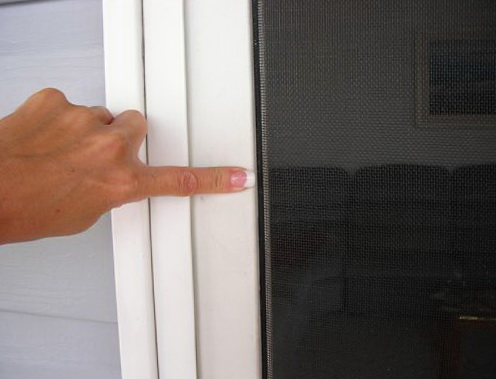 Screen Door Repair Tool