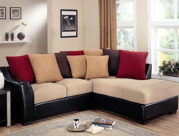 Sectional Sofa Beds For Small Spaces