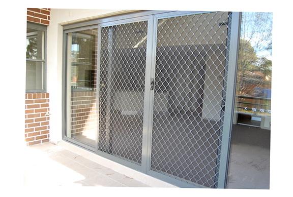 Security Screen Doors For Sliders