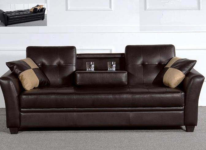 Sienna Convertible Sofa Bed Futon