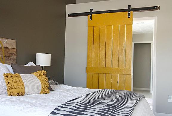 Sliding Barn Doors For House