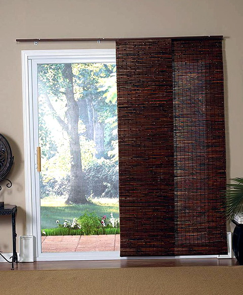 Sliding Door Blinds Home Depot