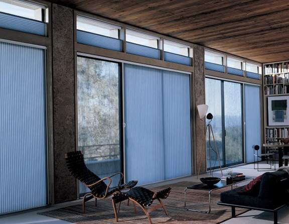 Sliding Door Blinds Ideas