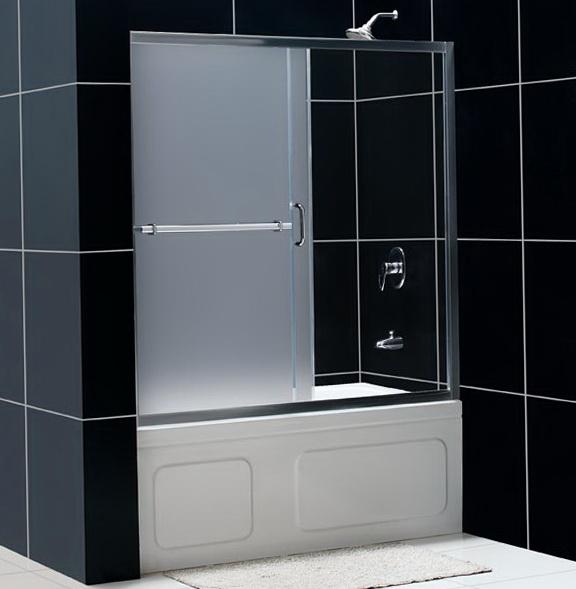 Sliding Shower Doors Bathtub