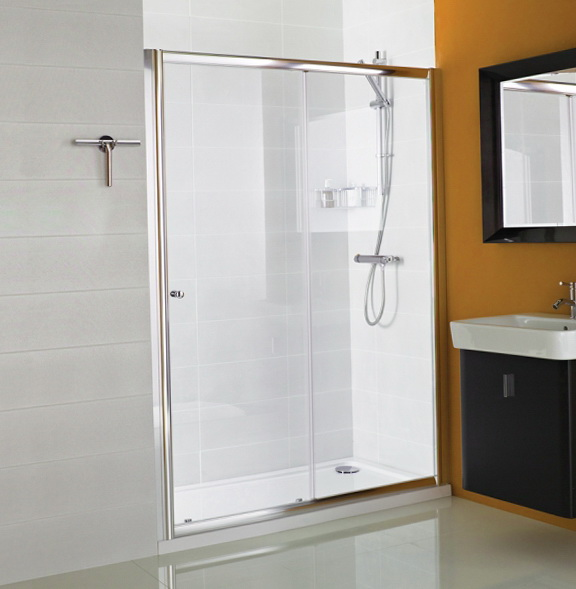 Sliding Shower Doors With Mirror