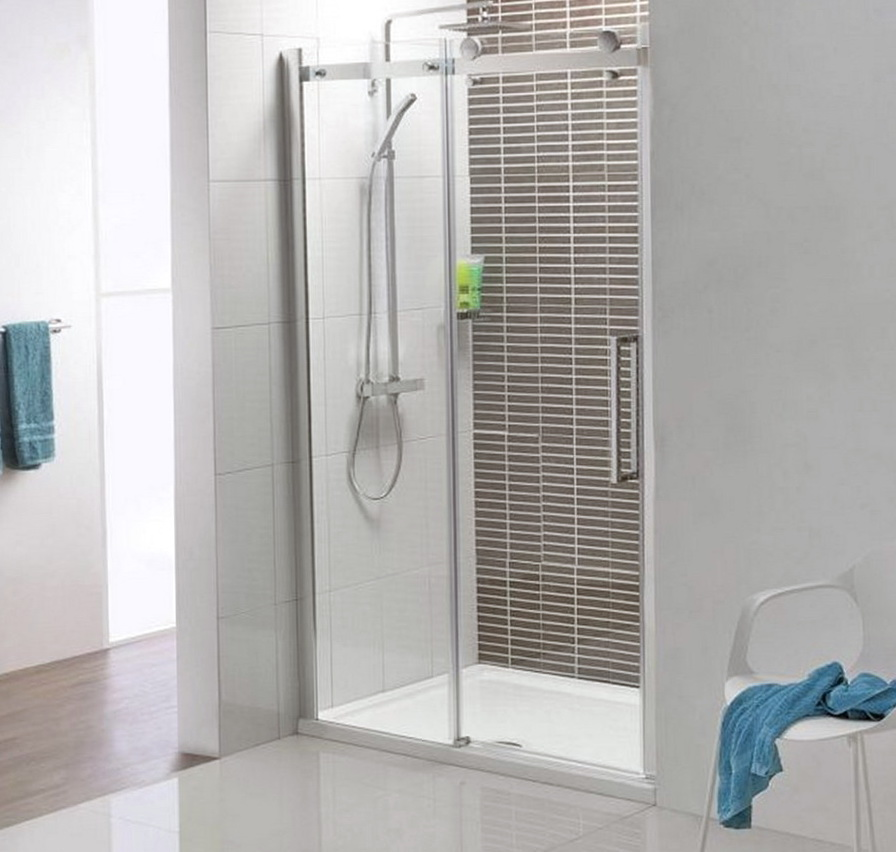 Small Shower Glass Doors