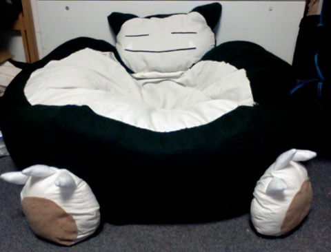 Snorlax Bean Bag Chair Amazon