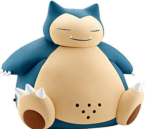 Snorlax Bean Bag Chair Pattern