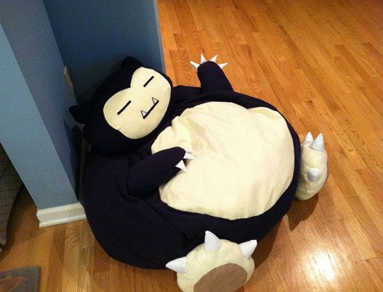 Snorlax Bean Bag Chair Uk