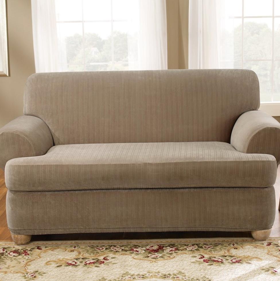 Sofa Slipcovers T Cushion